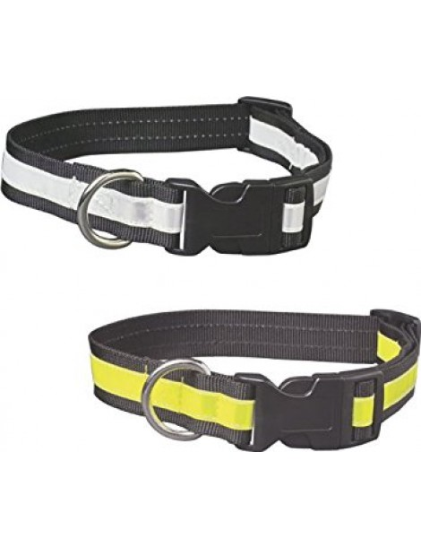 REFLECTIVE COLLARS FOR STRAY DOGS