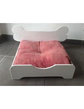 bone prince/ princess wooden  bed