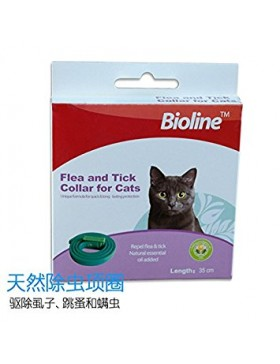 Bioline – Flea & Tick Collar for Cats 35cm