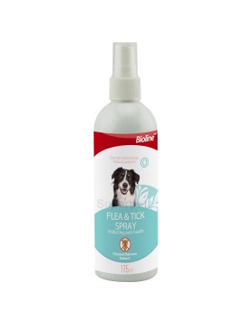 Bioline – Flea & Tick Spray 175ml