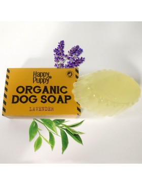 Lavender dog/cat  soap by happypuppyorganics
