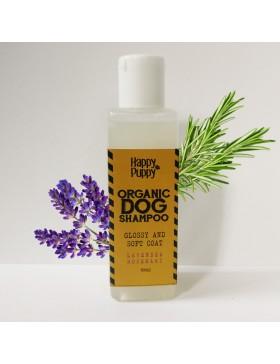 Organic Glossy and Shiny coat shampoo 100 ML