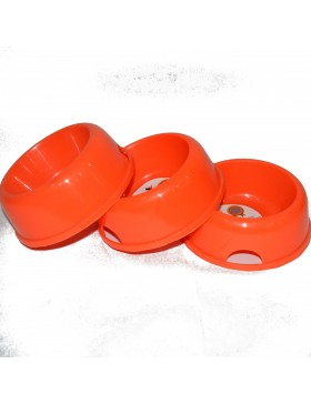 plastic Super Bowl for Cat and Dog small puppy bowls