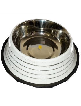 international Anti Skid Dog Bowl/ Pet Bowl Embossed