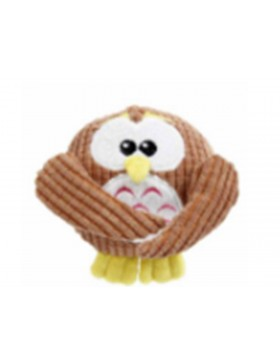 Ullu the Owl Plush Toy-DOODLE OVER POODLE